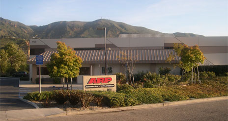 ARP | Official Website | Manufacturing